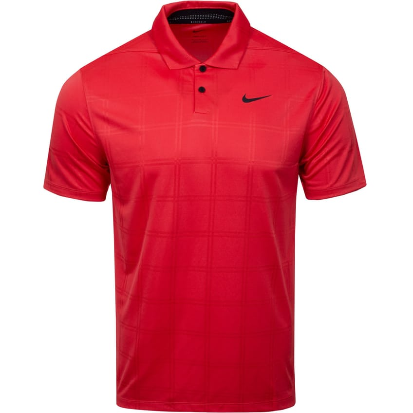 Dri-Fit Vapor Texture Polo Track Red - AW21 0