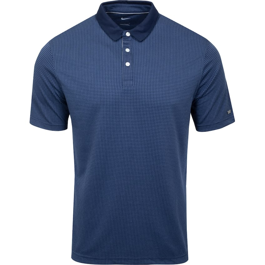 Dri-Fit Player Novelty Polo Obsidian - AW21 0