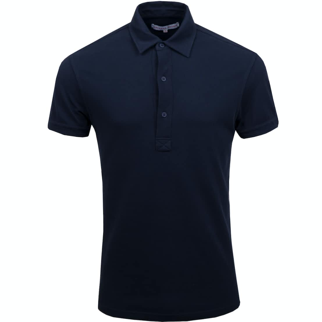 Sebastian Tailored Polo Navy - 2020