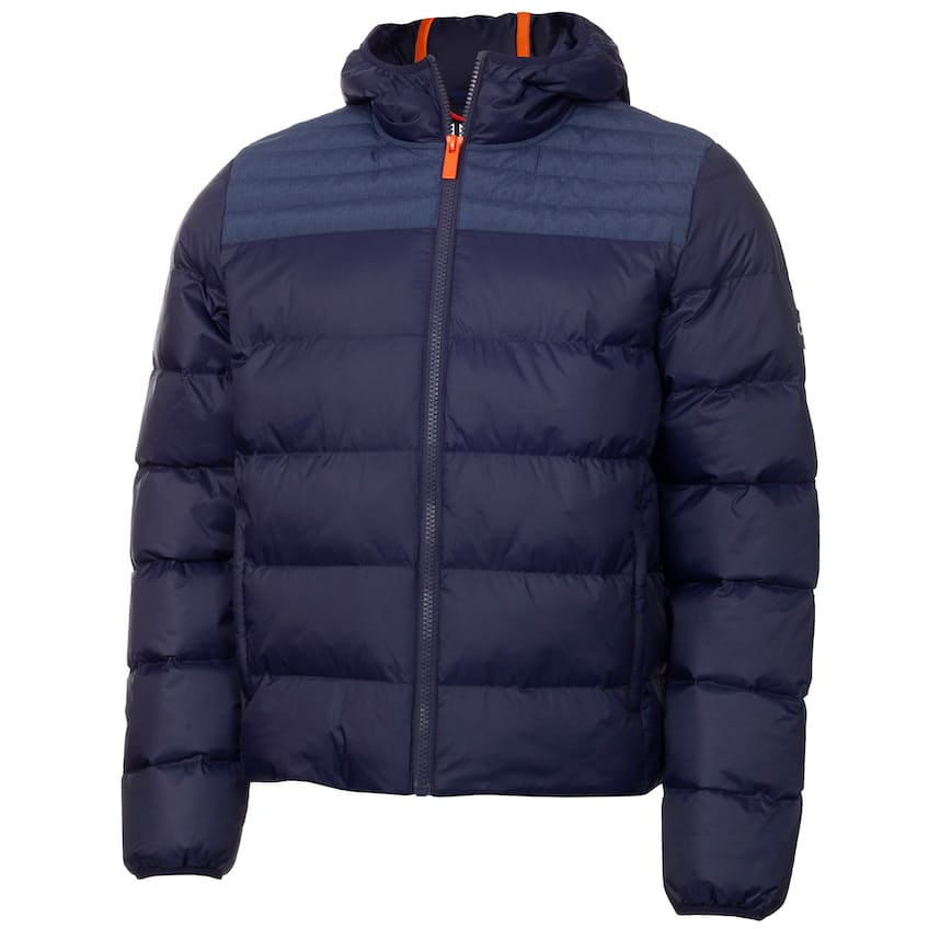 Voltron Hooded Padded Jacket Navy - AW21 0