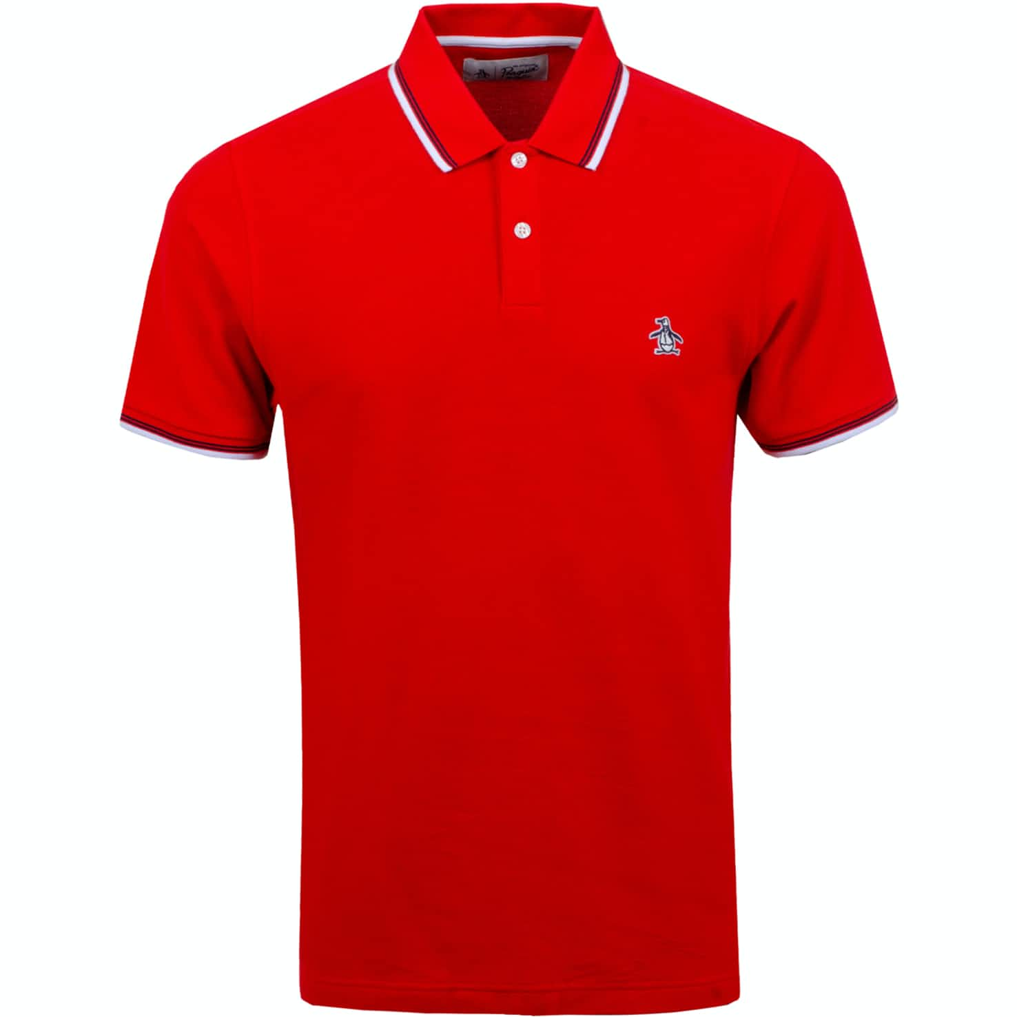 Sticker Pete Polo High Risk Red - SS20