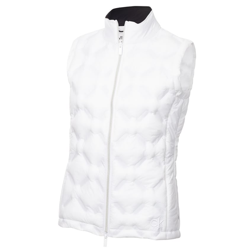 Womens Aster Padded Gilet White - AW21 0