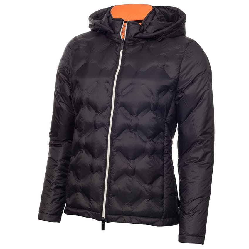 Womens Aster Padded Jacket Black - AW21 0
