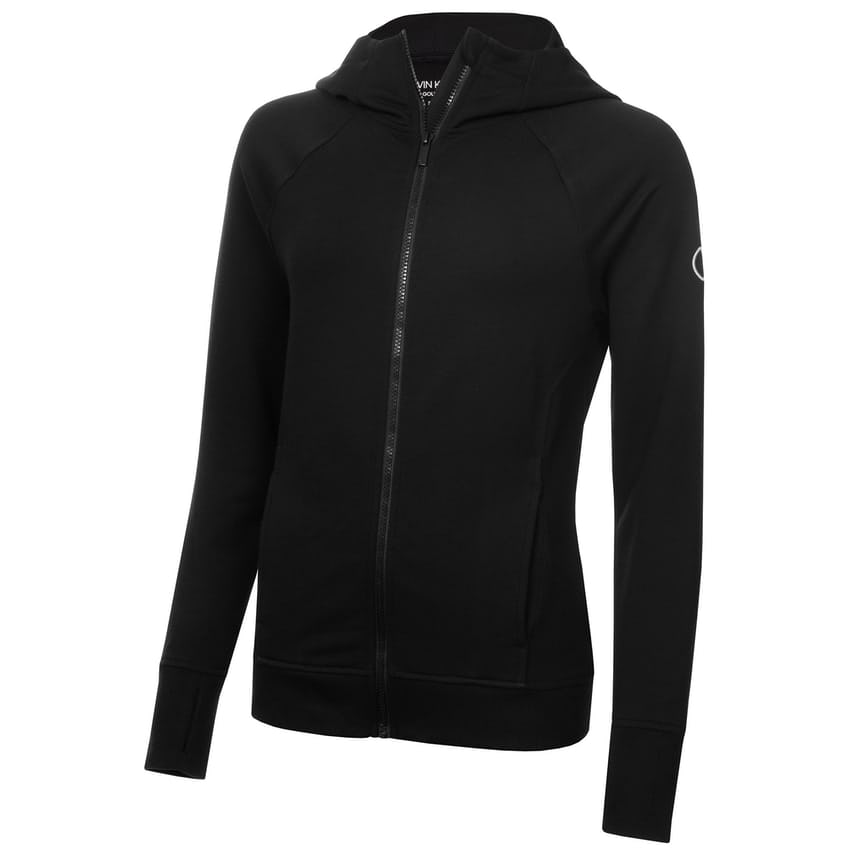 Womens Chill Force Fully Zip Hoody Black - AW21 0