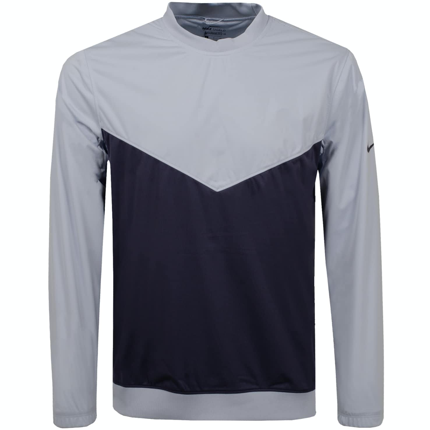 Shield Crew Core Top Sky Grey/Gridiron - SS20