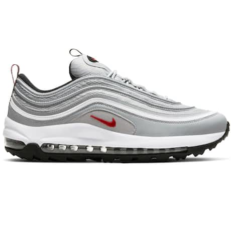 Air Max 97G Metallic Silver/University Red - SS20
