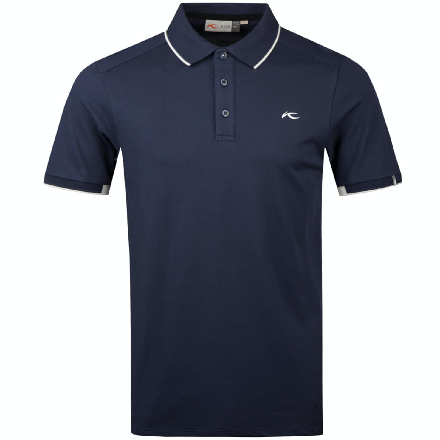 Stan Tour Logo Polo Atlanta Blue - 2020