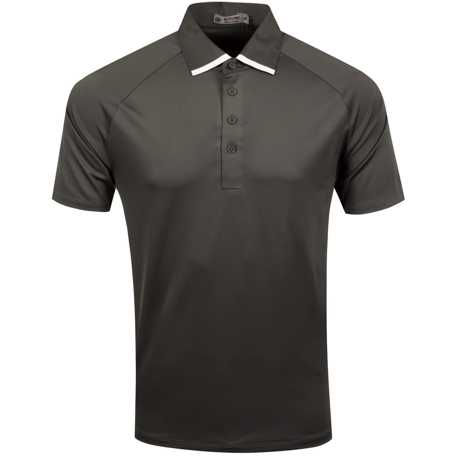 Killer Mapped Polo Charcoal - SS20