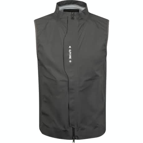 The Repeller Vest Charcoal - SS20