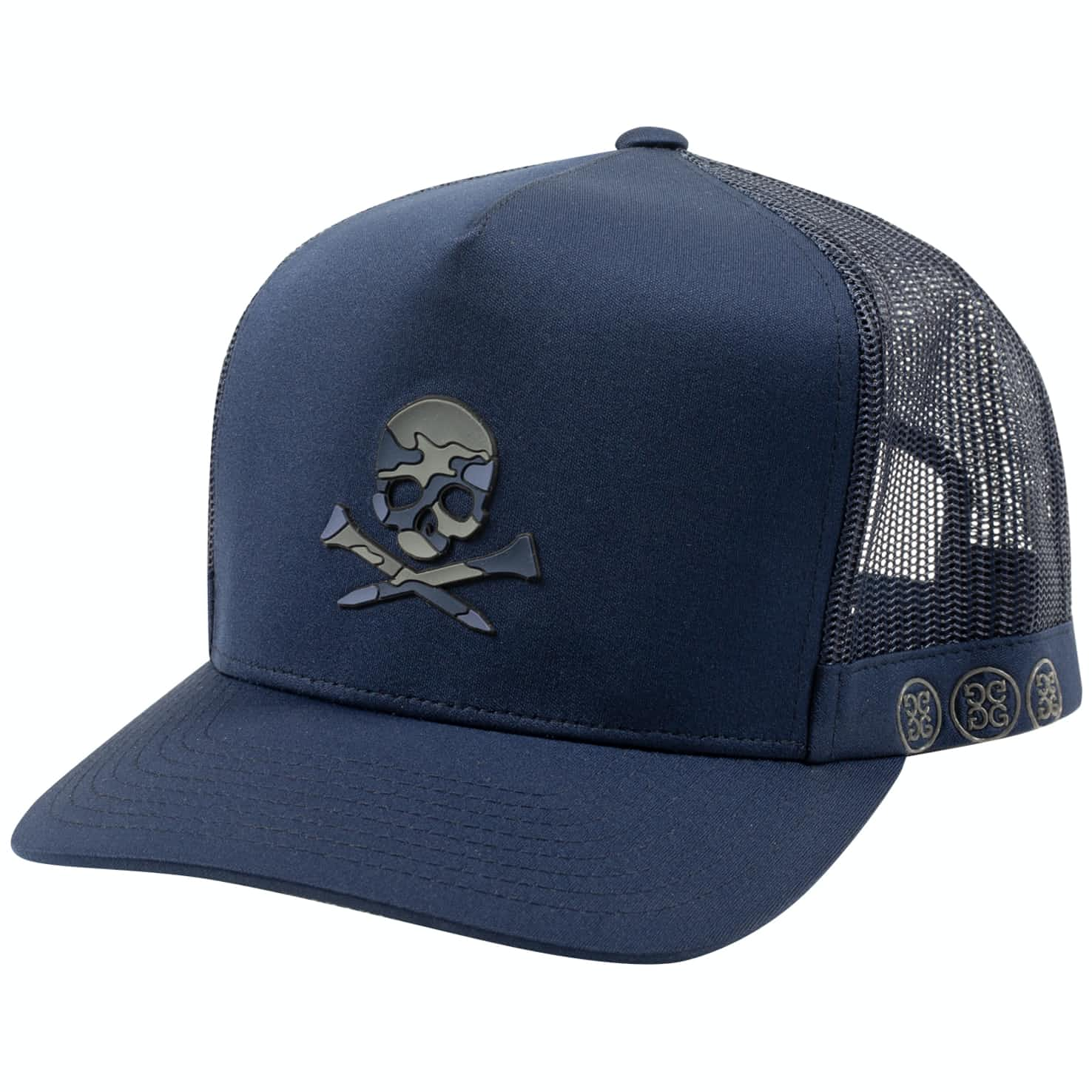 Camo Skull Trucker Twilight - SS20