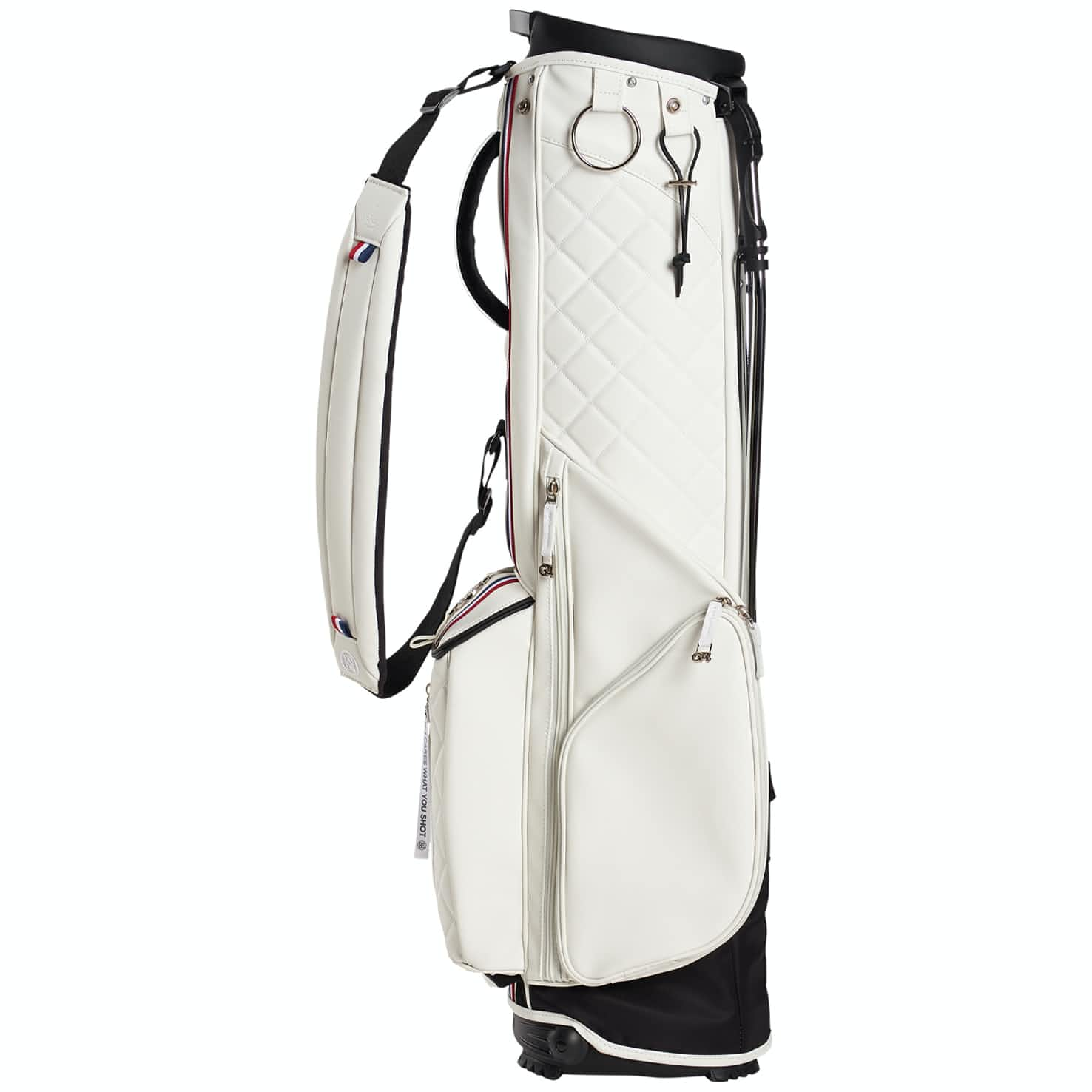 Daytona Golf Bag Snow - SS20