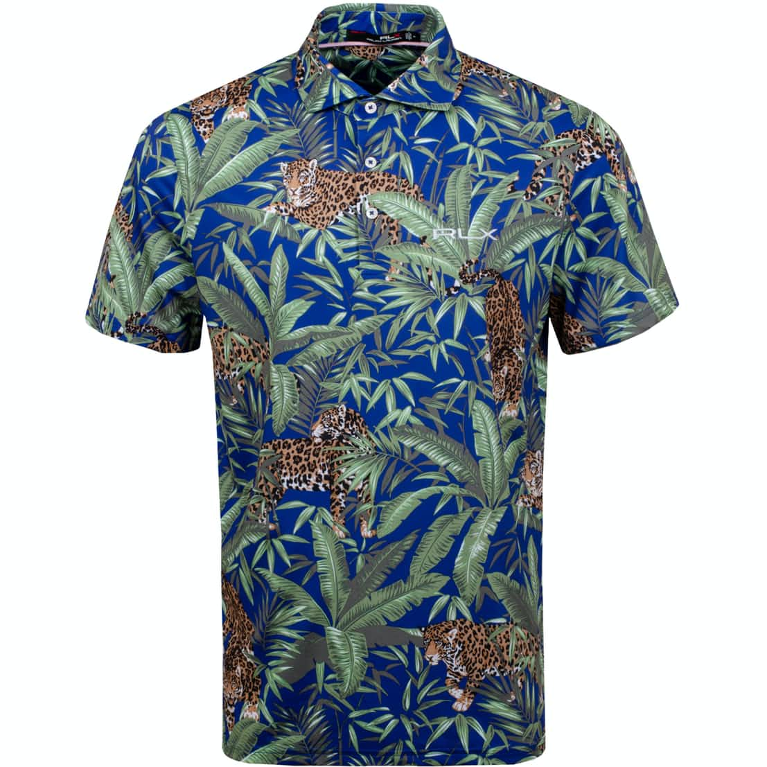 Printed Airflow Jaguar Hawaiian - SS20