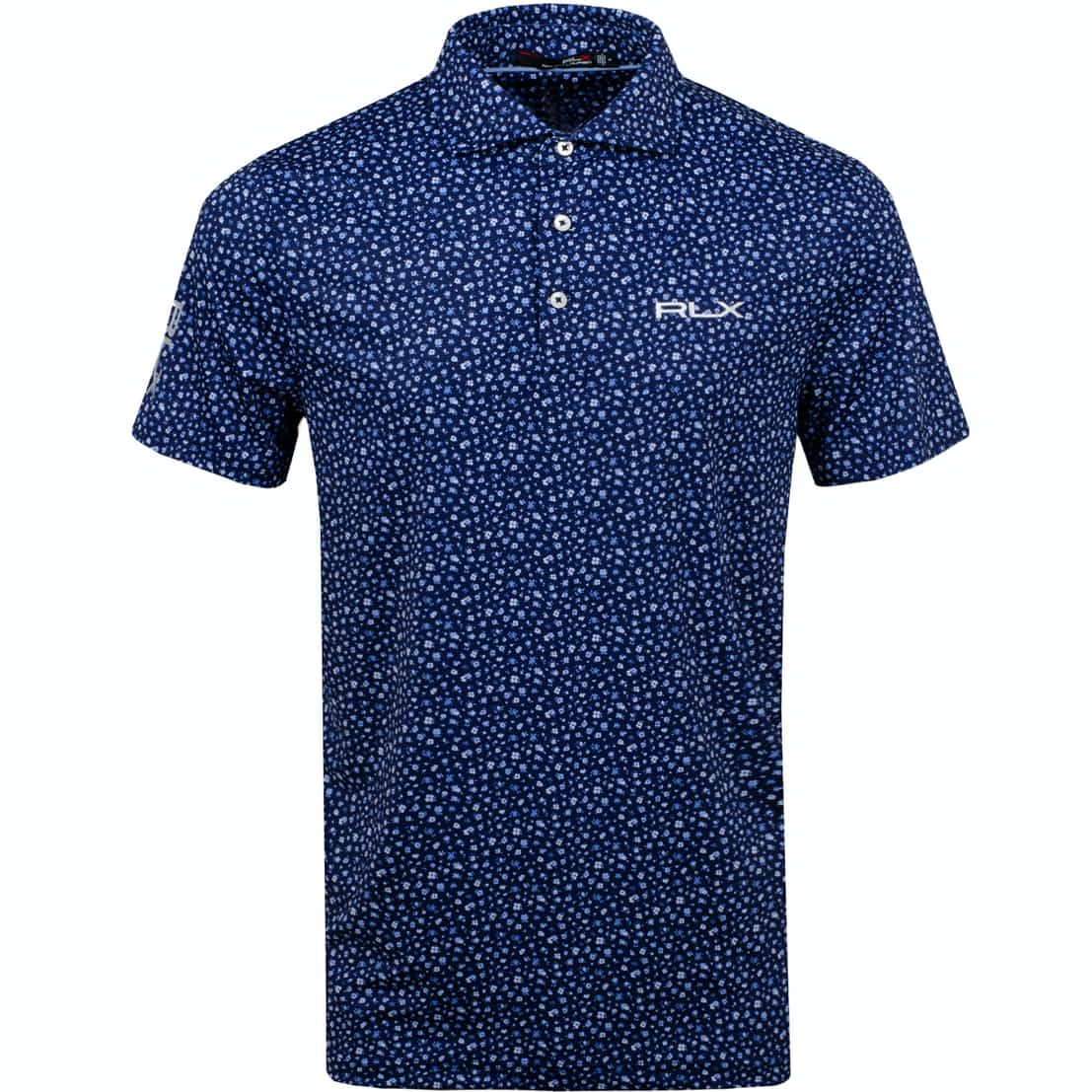 Print Airflow Jersey Navy Monterey Floral - SS20