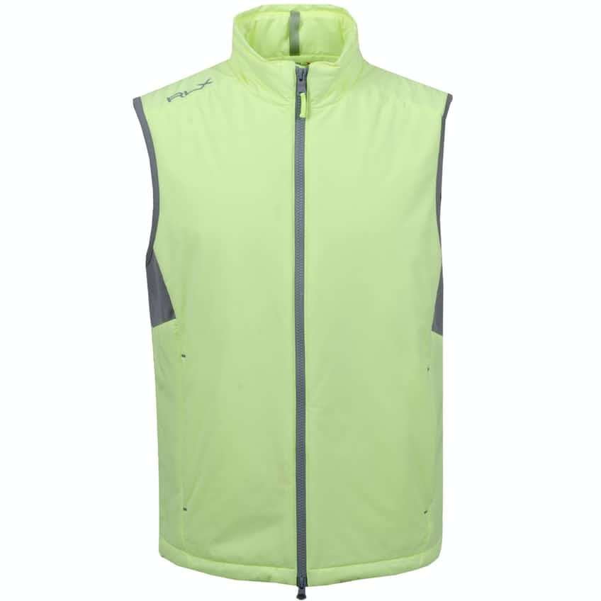 Gravity Poly Fill Vest Lime Quartz - SS20