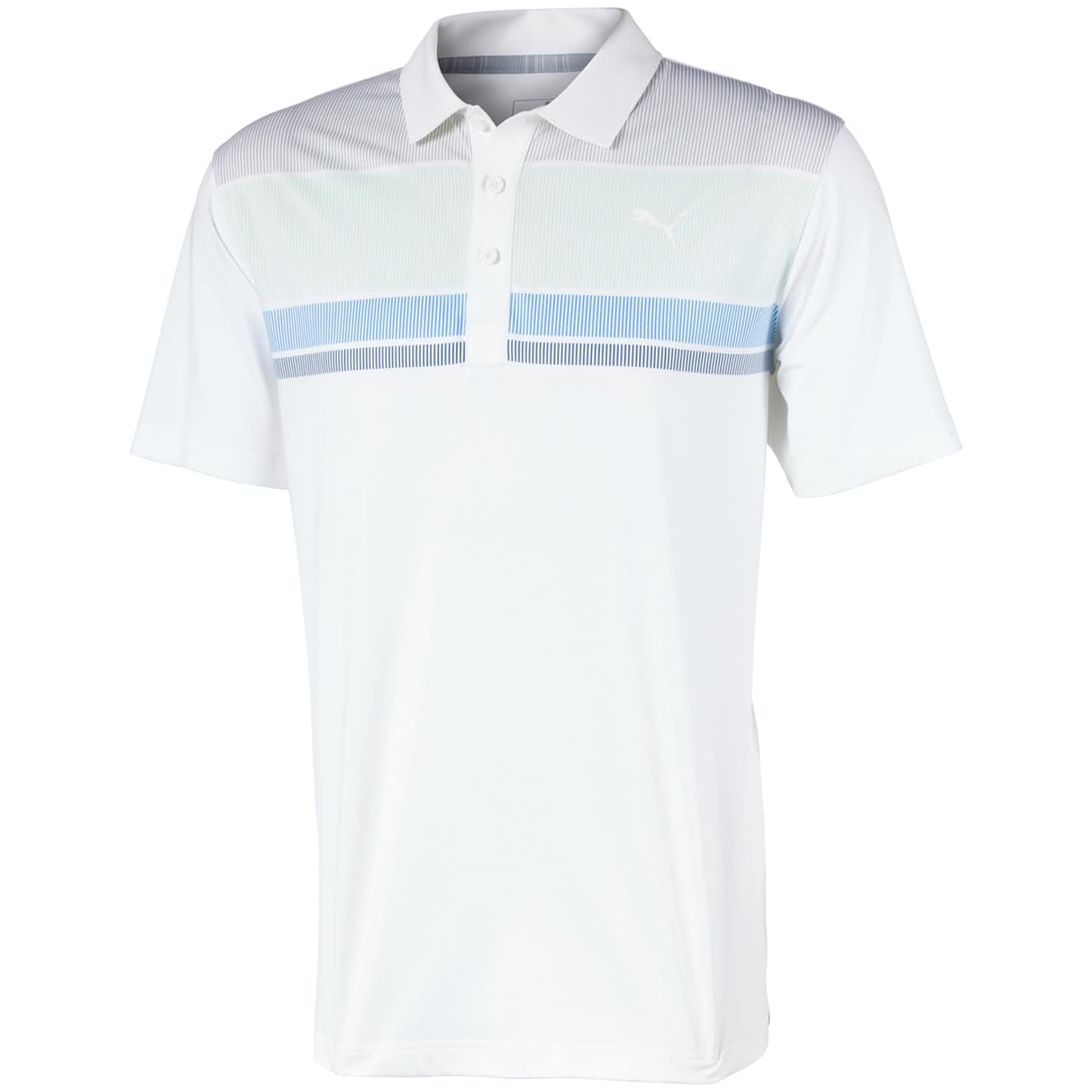 Road Map Polo Mist Green/Ibiza Blue - SS20