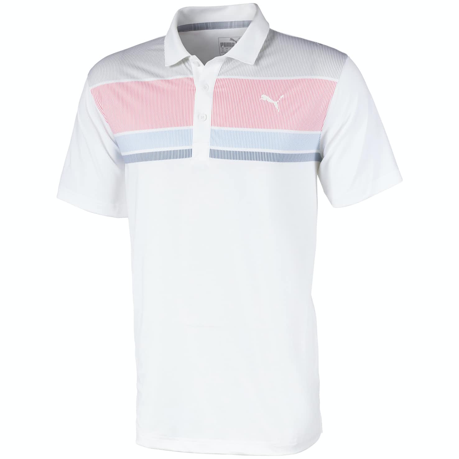 Road Map Polo Rapture Rose/Blue Bell - SS20