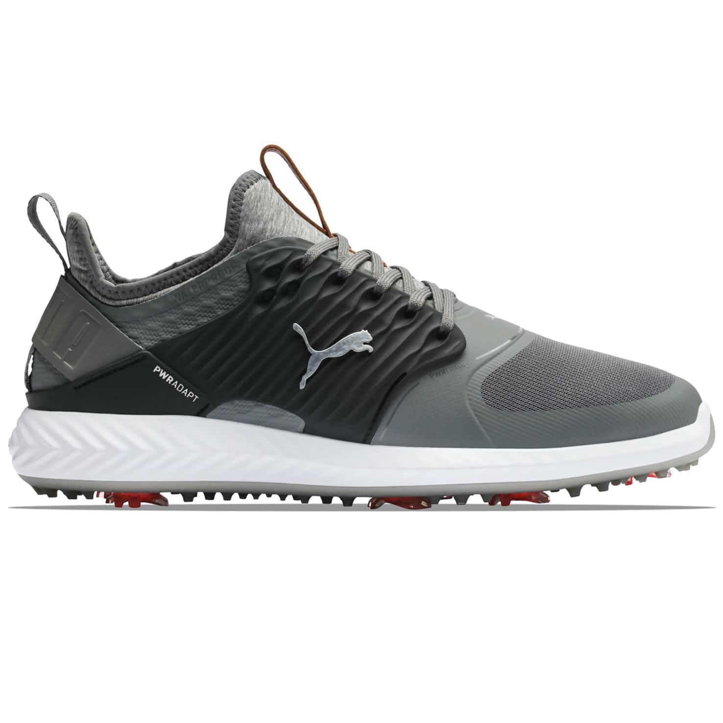 Ignite PWRADAPT Caged Quiet Shade/Silver/Black - SS20