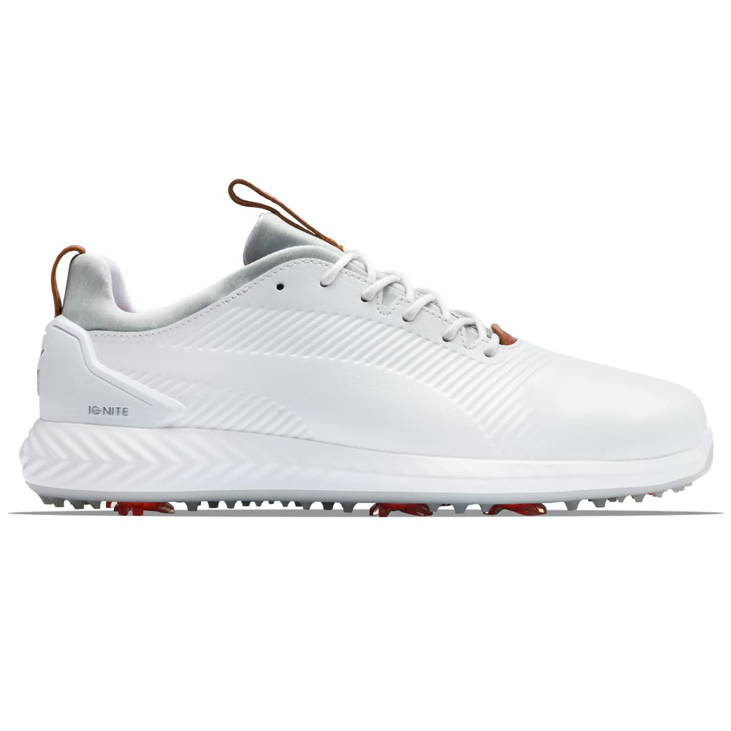 Ignite PWRADAPT Leather 2.0 White/White - SS20