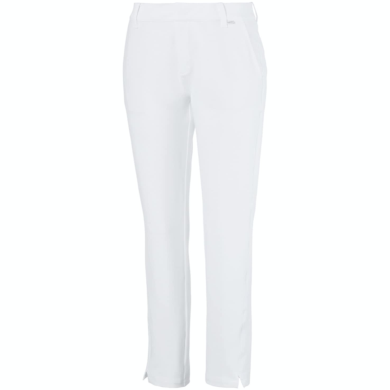 Womens Fixed WB Pant Bright White - SS20