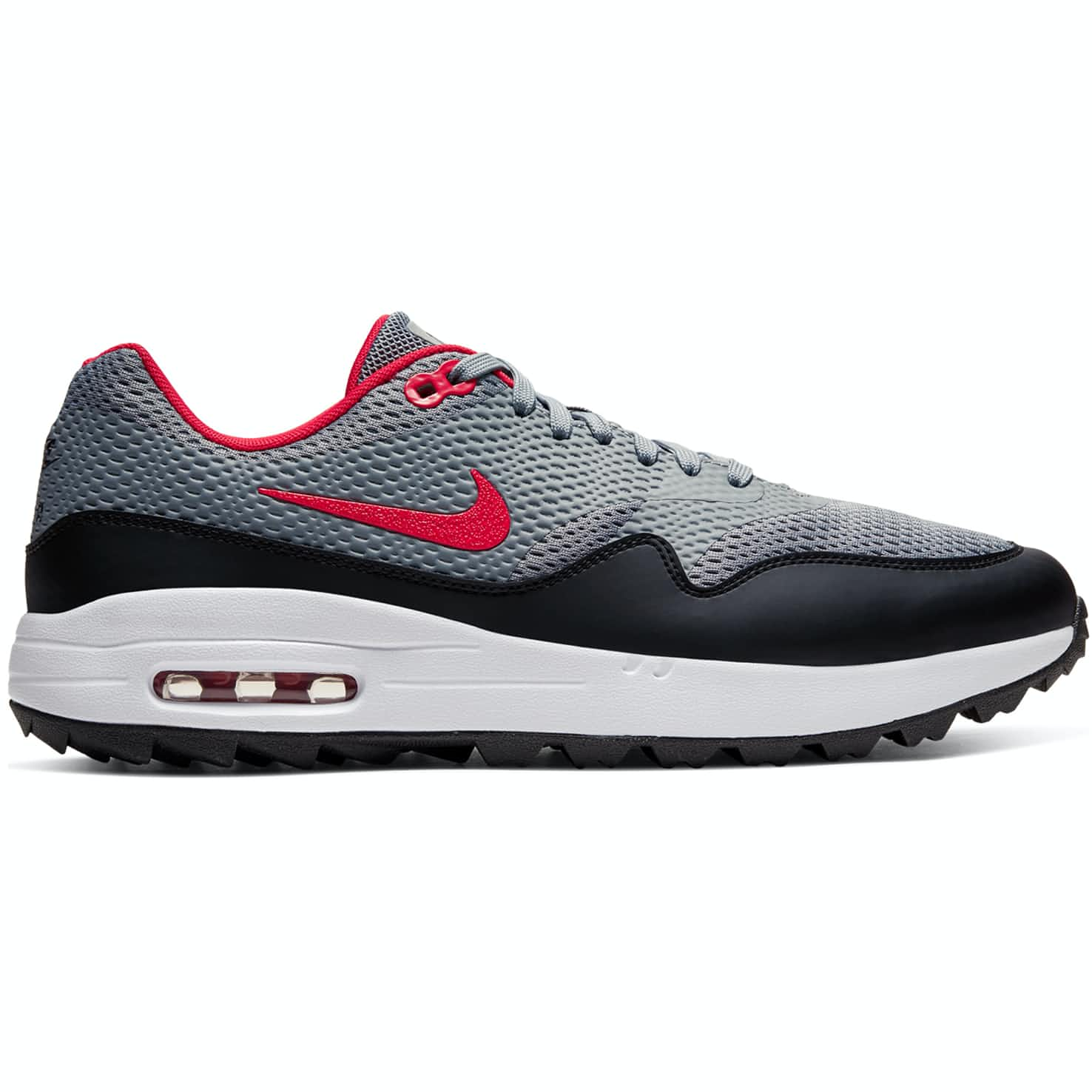 Air Max 1G Particle Grey/University Red - SS20