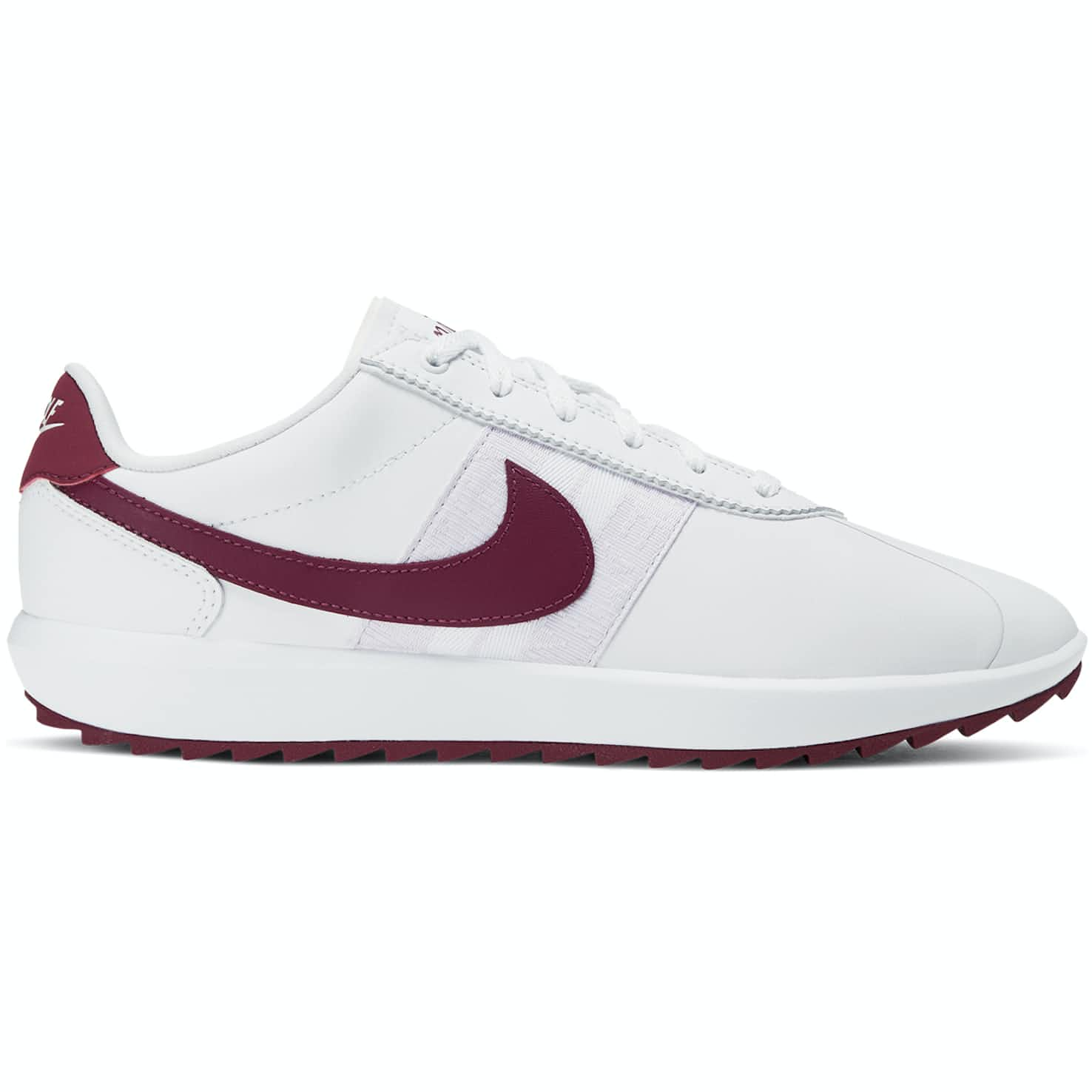 Womens Cortez Golf White/Villain Red/Barely Grape - SS20