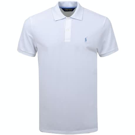 Lightweight Performance Pique Pure White - SS20