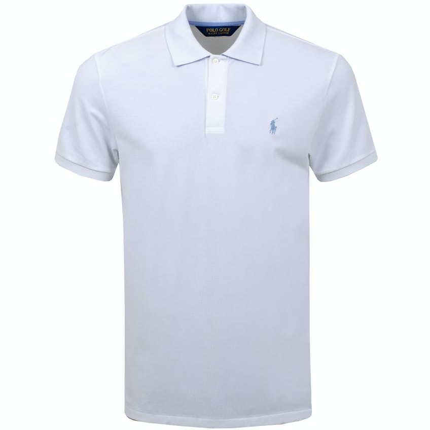 Lightweight Performance Pique Pure White - SS20 0