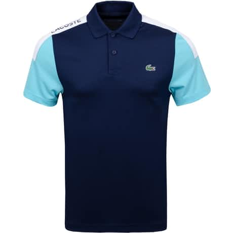 Ultra Dry Panel Polo Navy/Blue - SS20