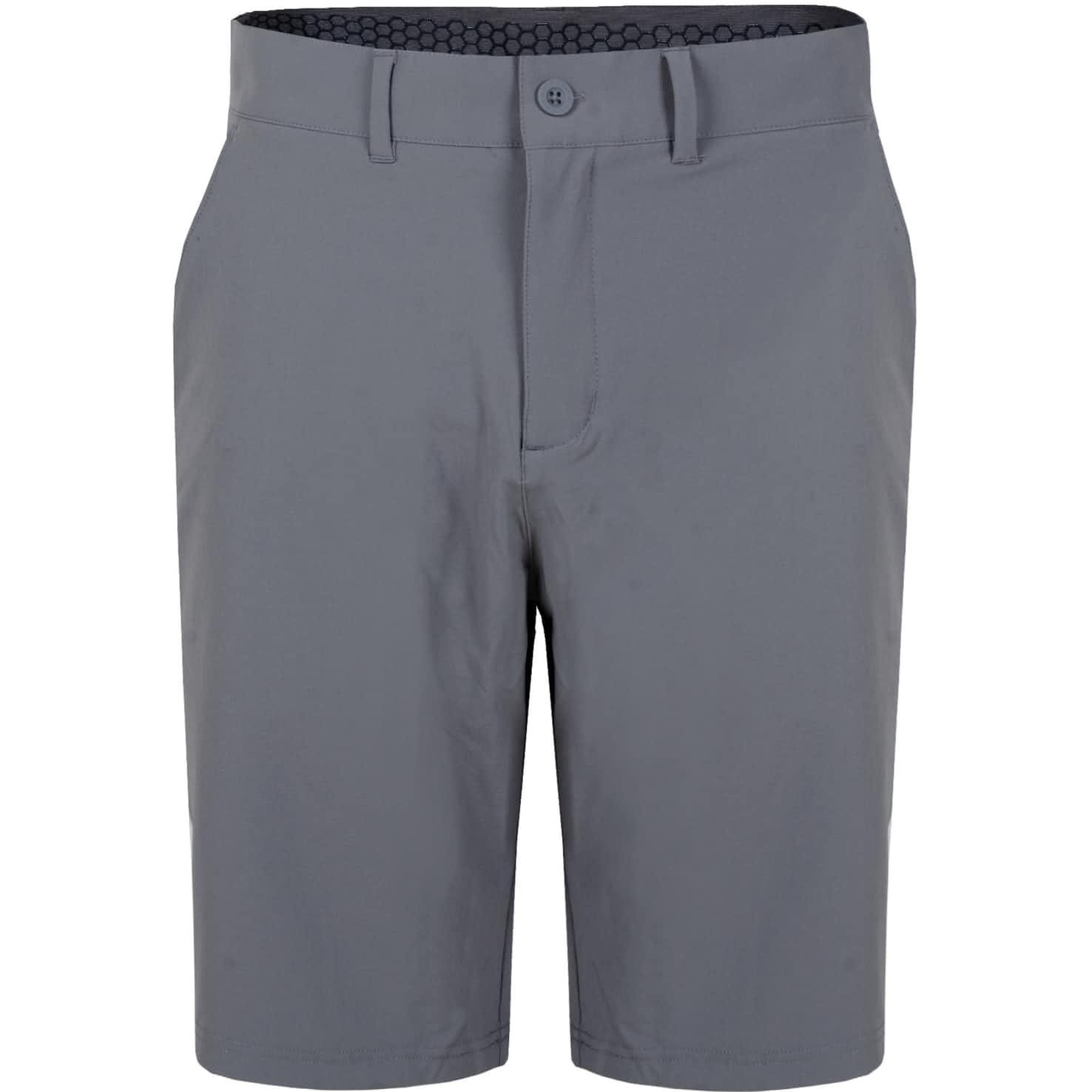 Golf Tech Shorts Rock Grey - SS20