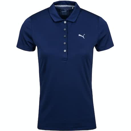 Womens Essential Pounce Polo 2.0 Peacoat - 2020