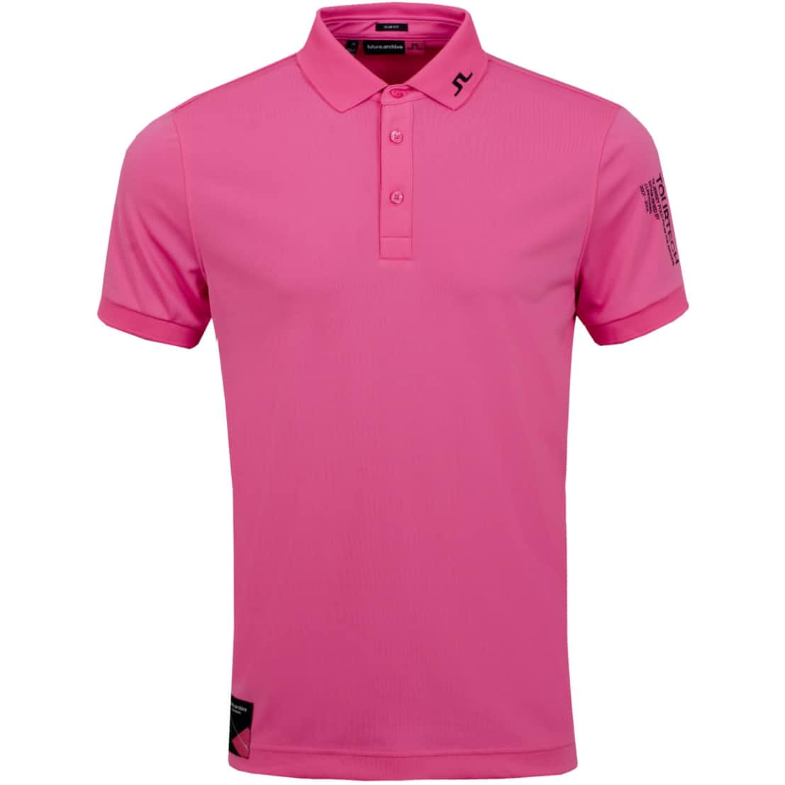 Tour Tech Archived Pop Pink - SS20