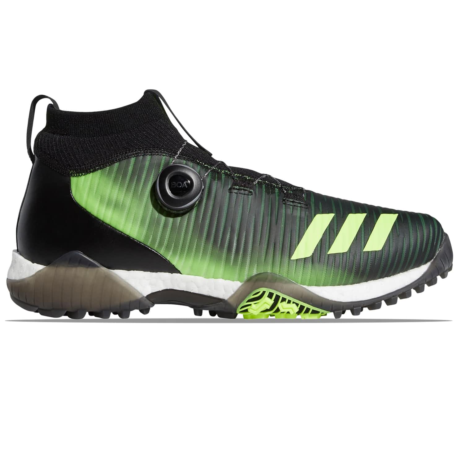 CODECHAOS BOA Shoes Black/Signal Green/White - SS20