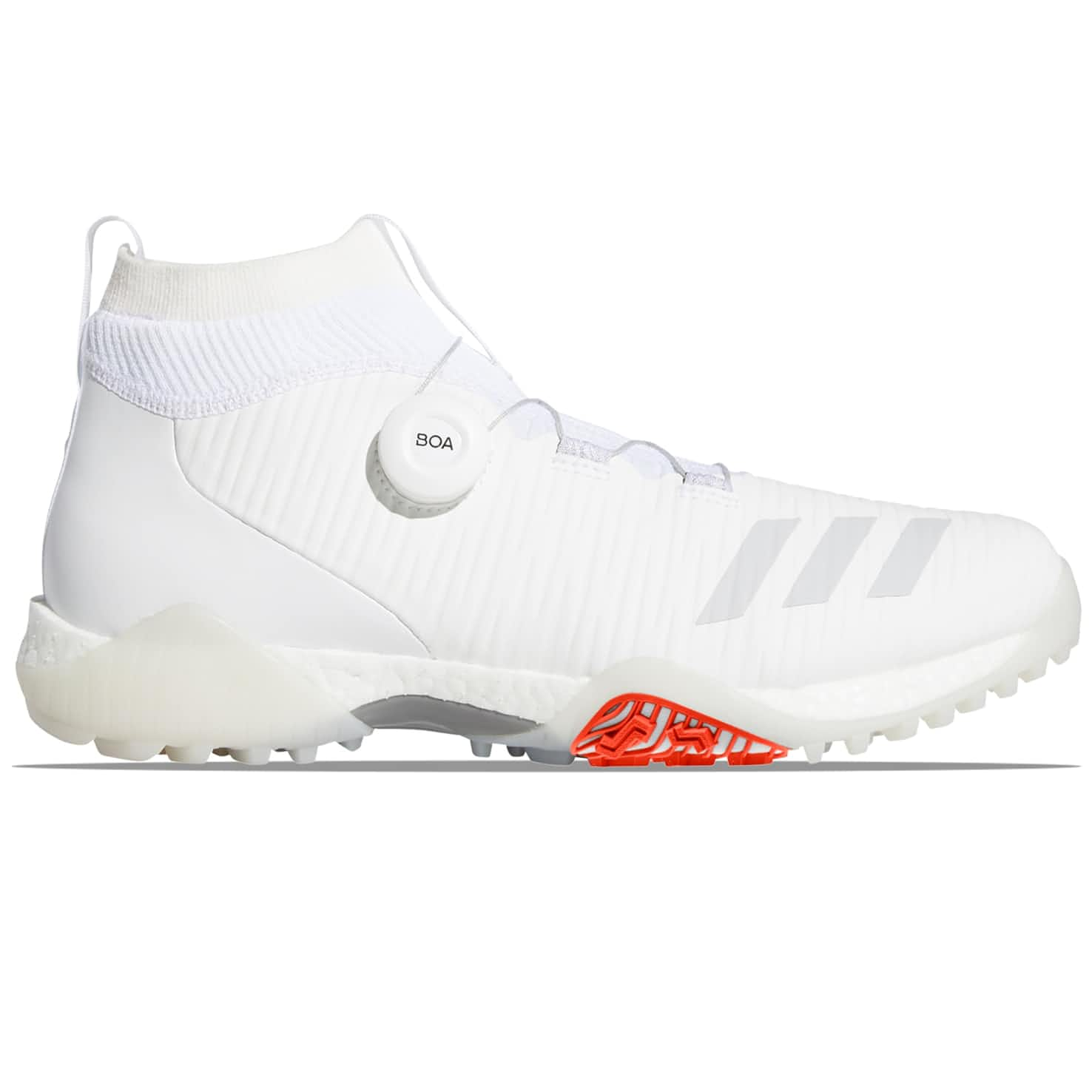 CODECHAOS BOA Shoes White/Grey/Solar Red - SS20