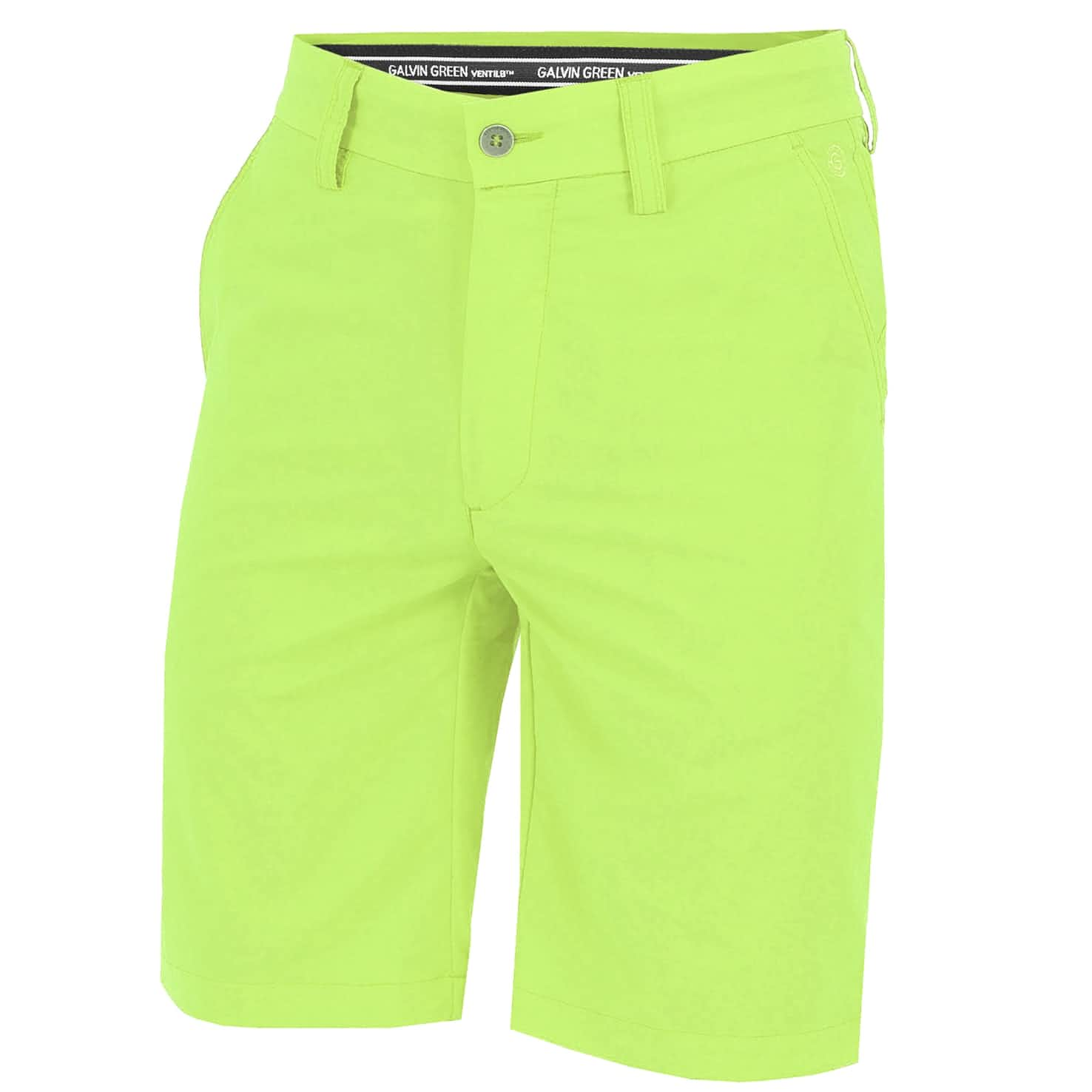 Paolo Ventil8+ Shorts Lime - SS20