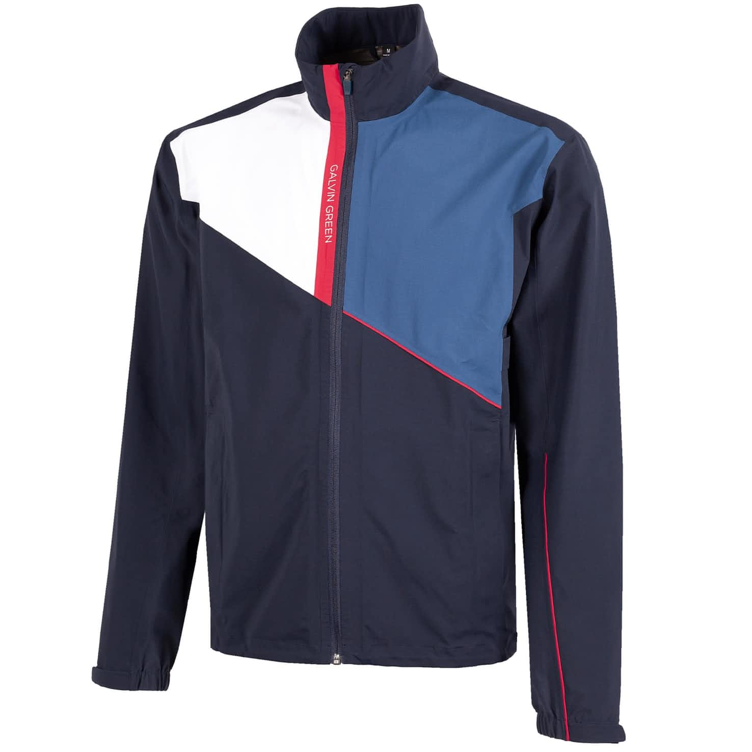 Apollo Gore-Tex Paclite Jacket Navy/White/Ensign Blue/Barberry - SS20