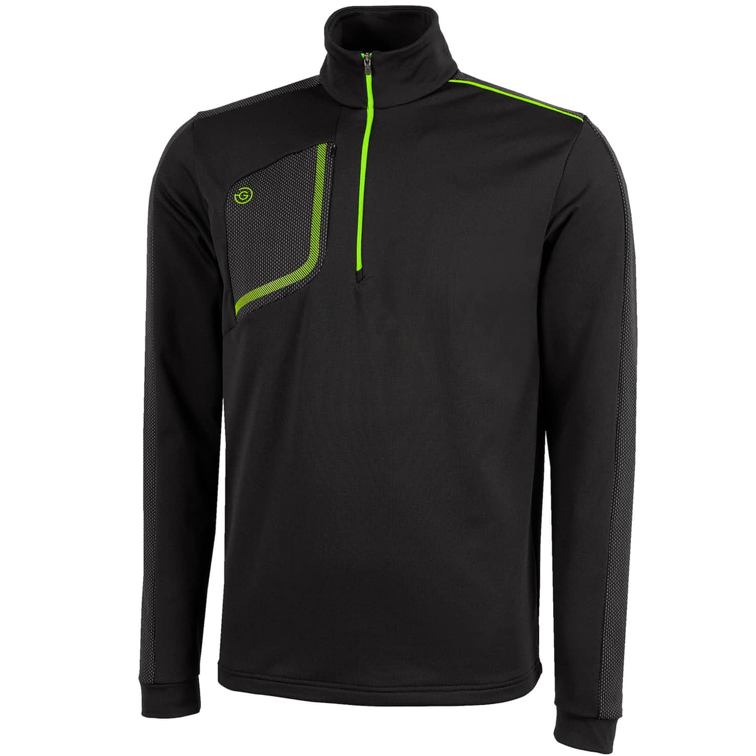 Dwight HZ Insula Jacket Black/Lime - SS20