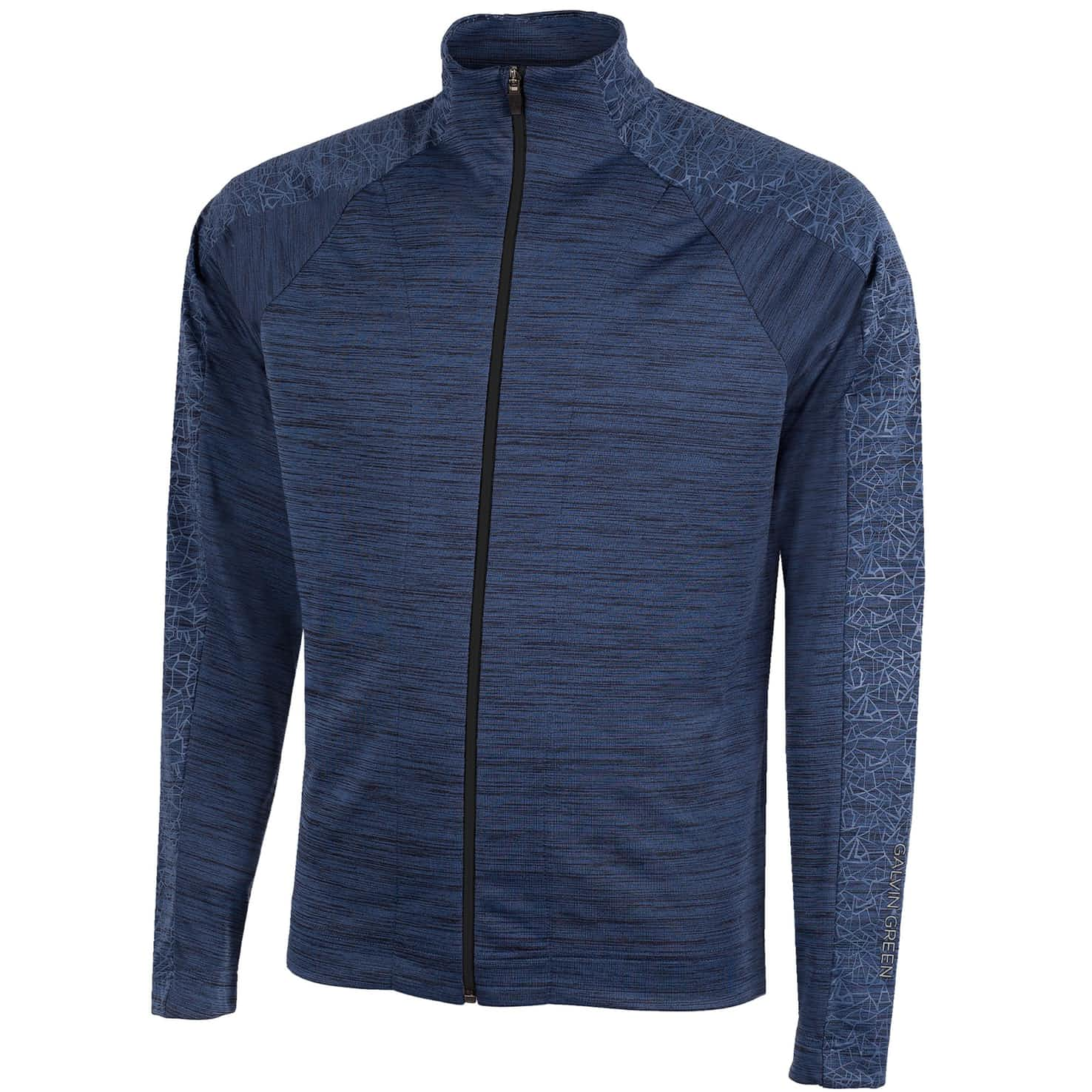 Declan Insula Full Zip Jacket Navy - SS20
