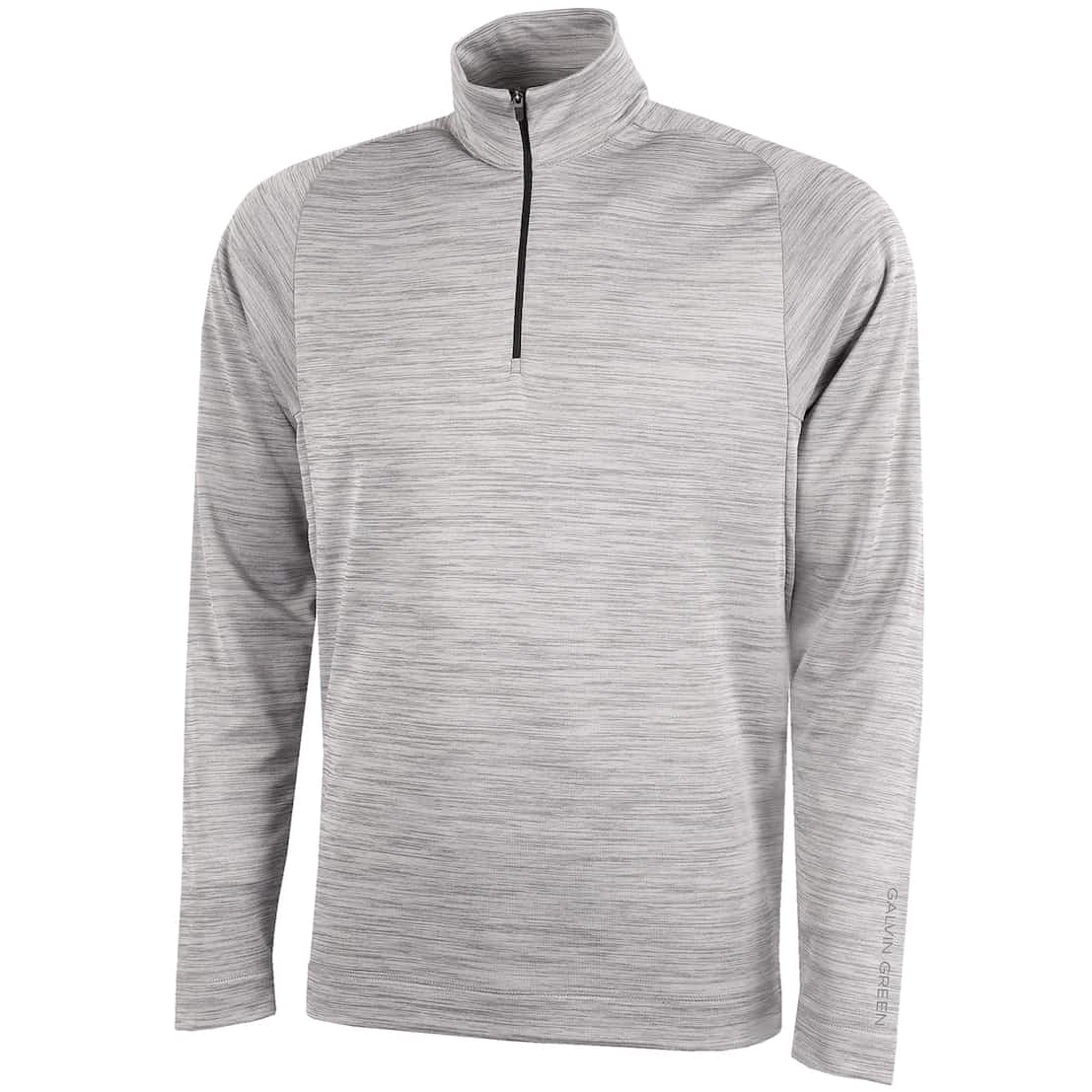 Dixon Insula Half Zip Light Grey - SS20
