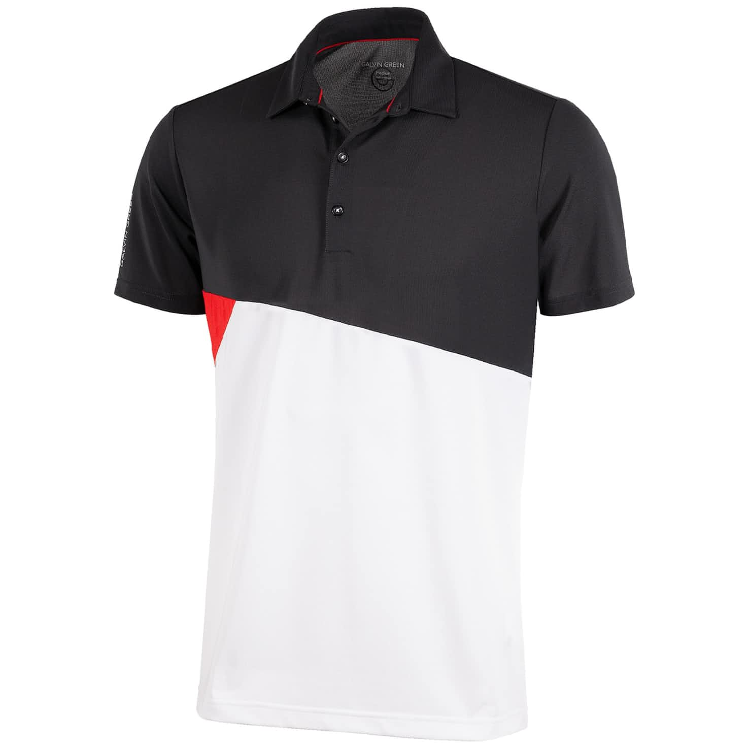 Mick Ventil8+ Black/Red/White - SS20