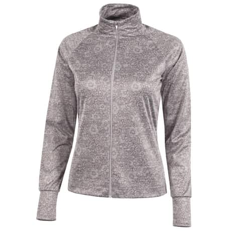 Womens Dixy Insula Jacket Light Grey - SS20