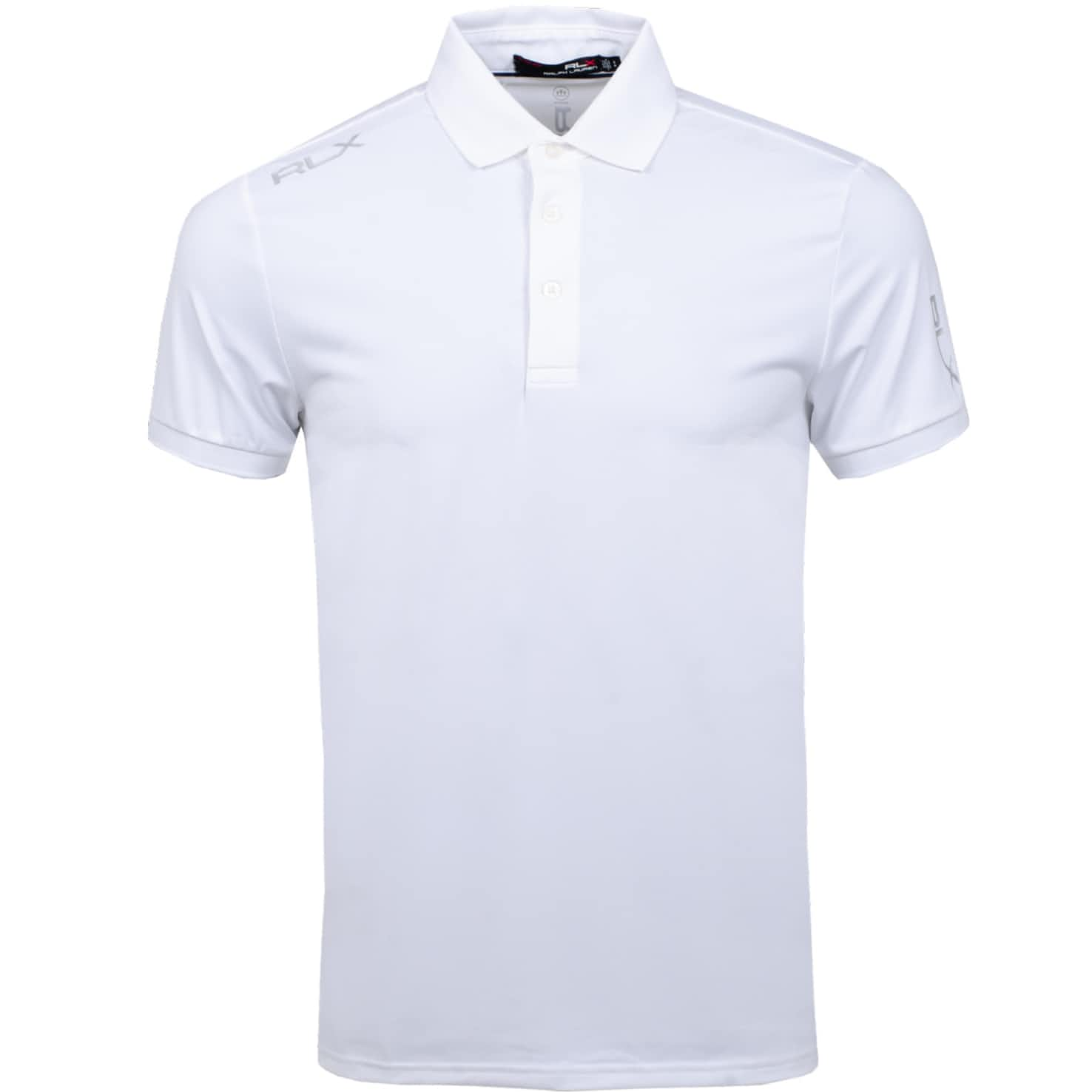 Solid Airflow Jersey Pure White - SS20