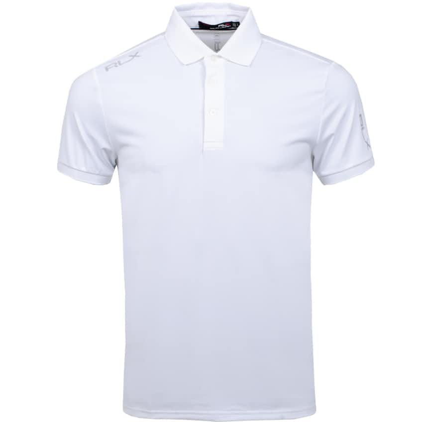 Solid Airflow Jersey Pure White - 2021