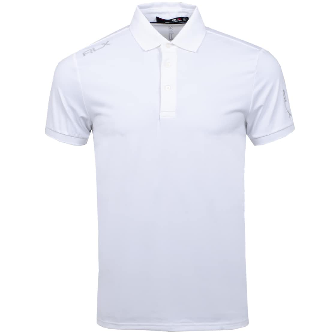 Solid Airflow Jersey Pure White - 2020