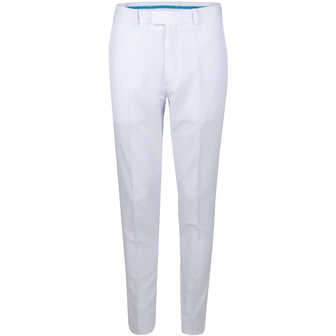 Straight Leg Trousers Snow - SS20