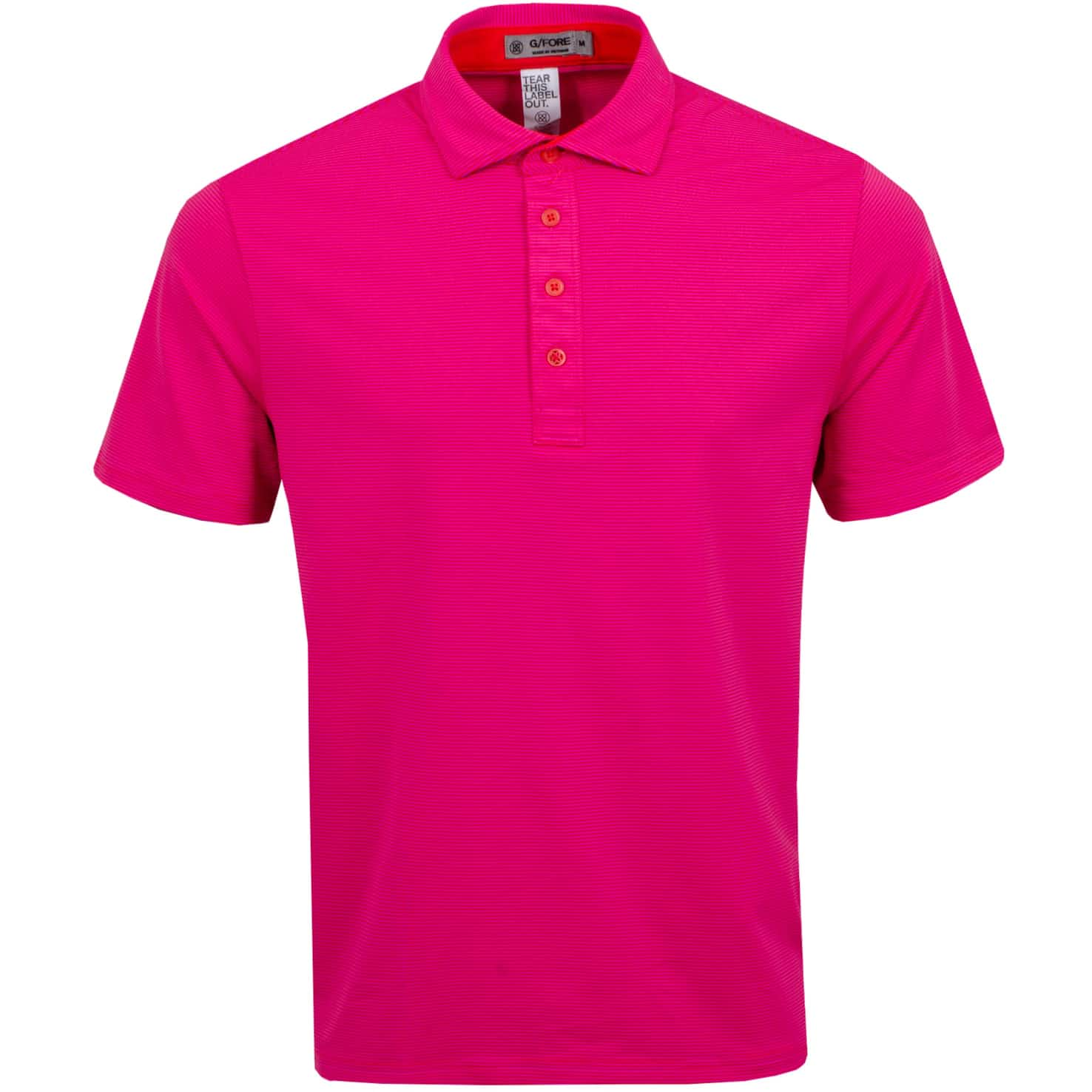 Feeder Stripe Polo Bougainvillea - SS20