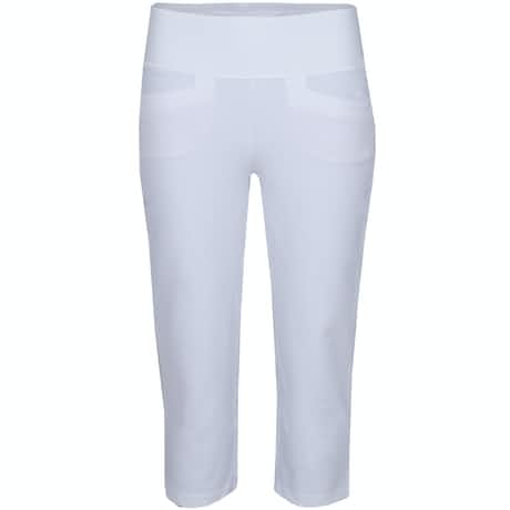 Womens PWRSHAPE Capri Bright White - 2020