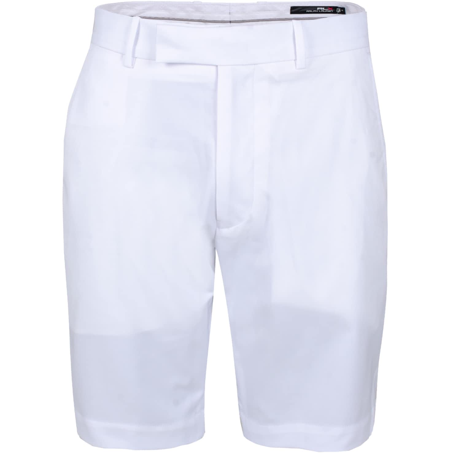 Athletic Stretch Shorts Pure White - SS20