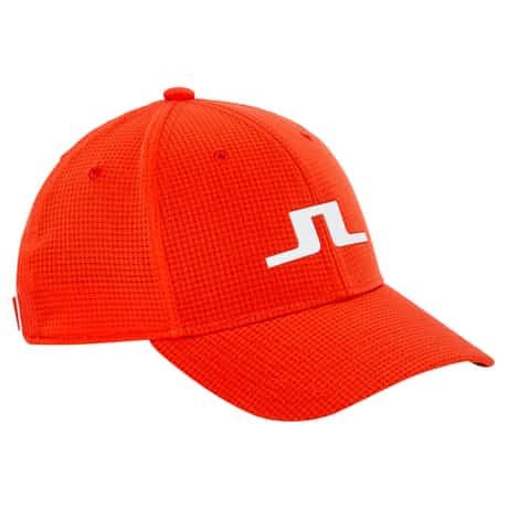 Caden Tech Mesh Cap Tomato Red - SS20
