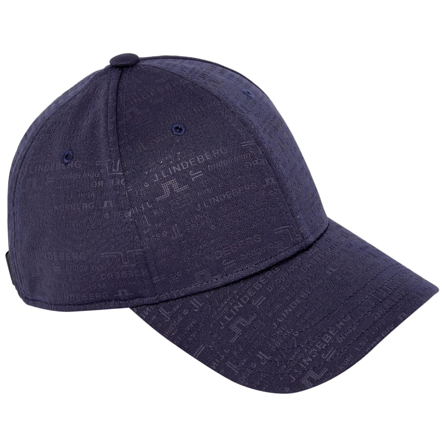 Archive Print Cap Recycled Poly JL Navy - SS20