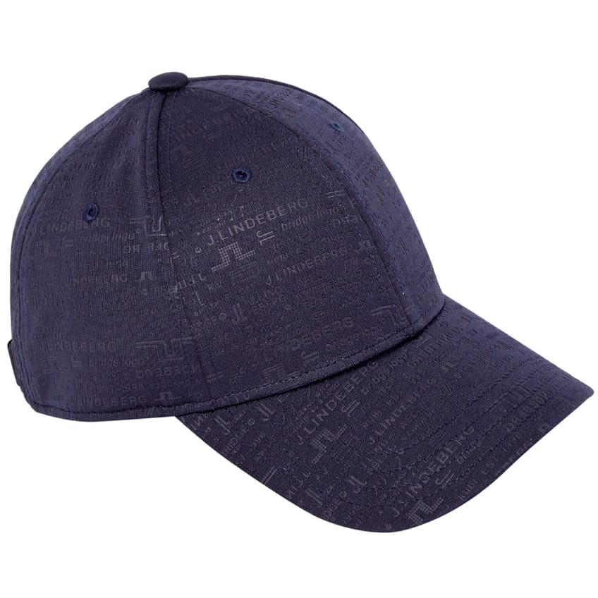 Archive Print Cap Recycled Poly JL Navy - SS20 0